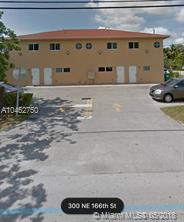 Four Townhomes For Sale North Miami Beach